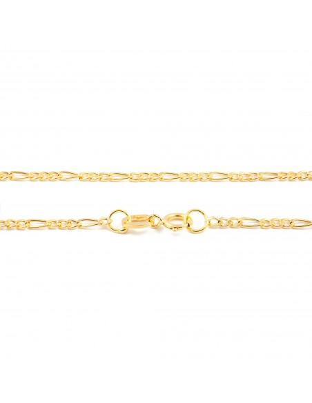 18ct Yellow Gold Chain (50 cm)