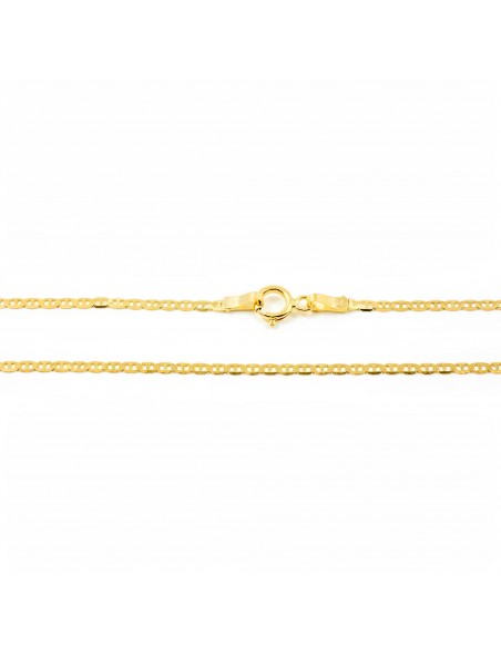 18ct Yellow Gold Chain Anchor 1.5 mm
