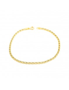 18ct Yellow Gold Women´s Bracelet