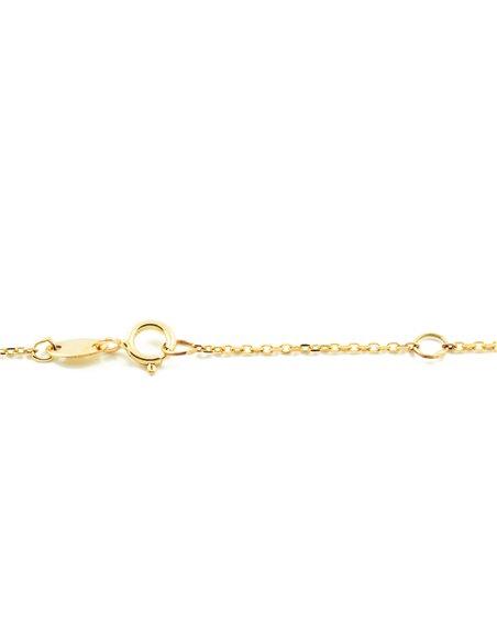 Pendente mama fiore madreperla - oro giallo 9k (375)