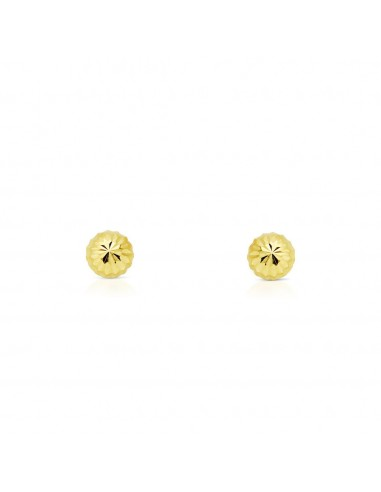 18ct Yellow Gold Children's Earrings