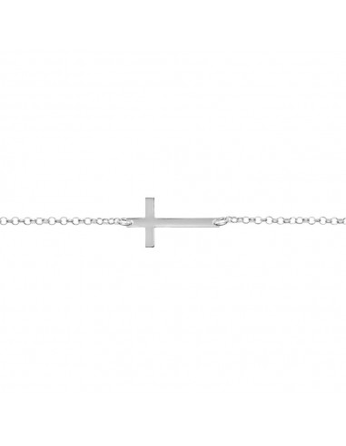 925 Sterling Silver cross necklace