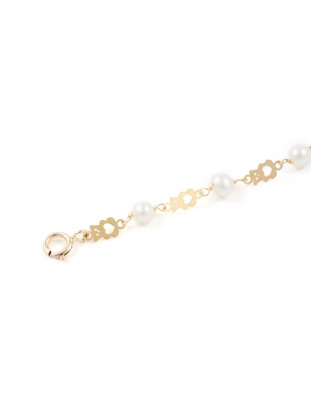 9ct Yellow Gold Baby bears Bracelet