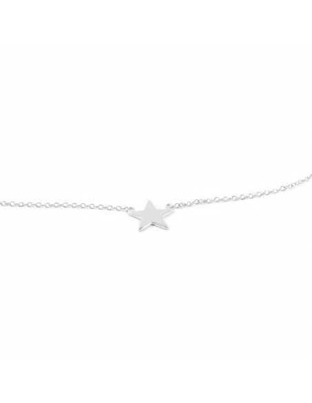 925 Sterling Silver Star necklace