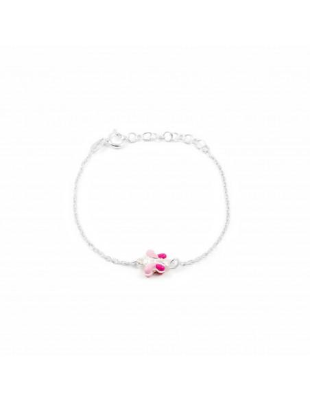 925 Sterling Silver butterfly bracelet