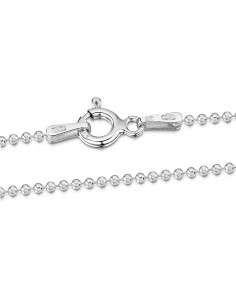 925 Sterling Silver Star Chain