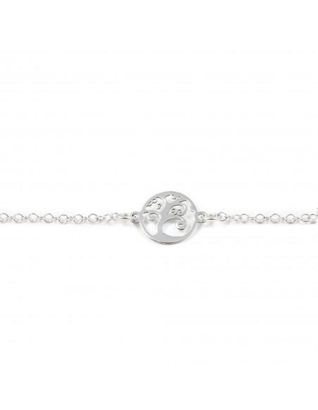 925 Sterling Silver tree of Life bracelet